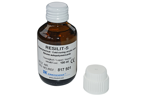 Resilit-S Cold-curing acrylic resin